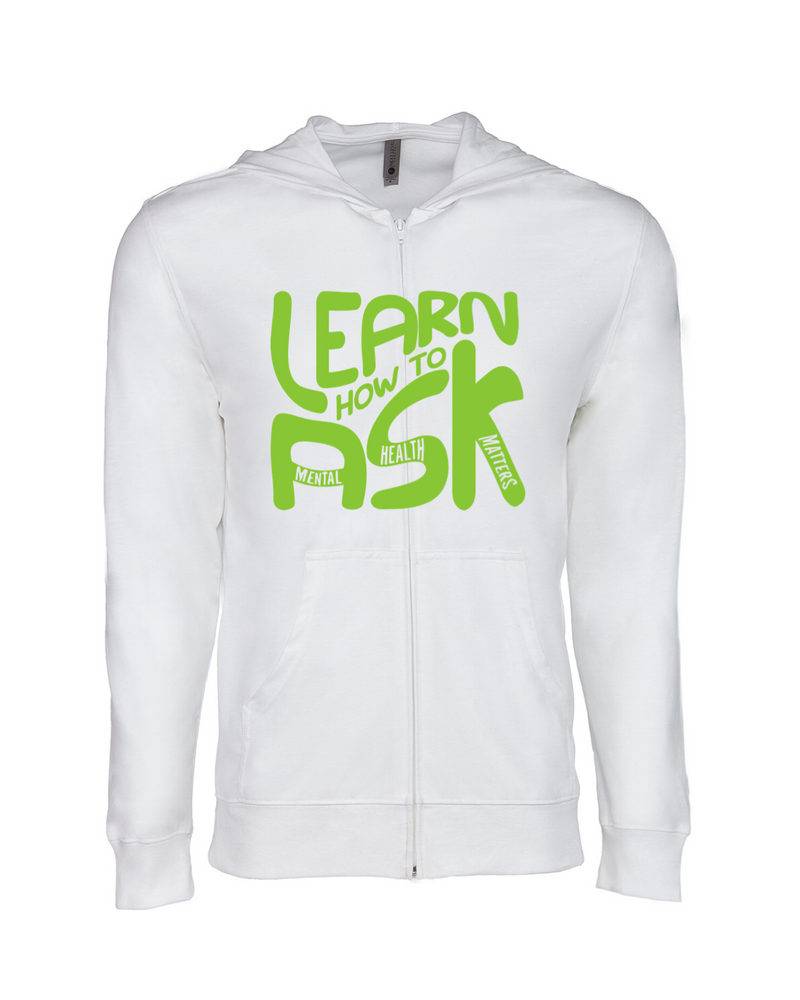 Learn How To Ask Hoody (Lightweight)