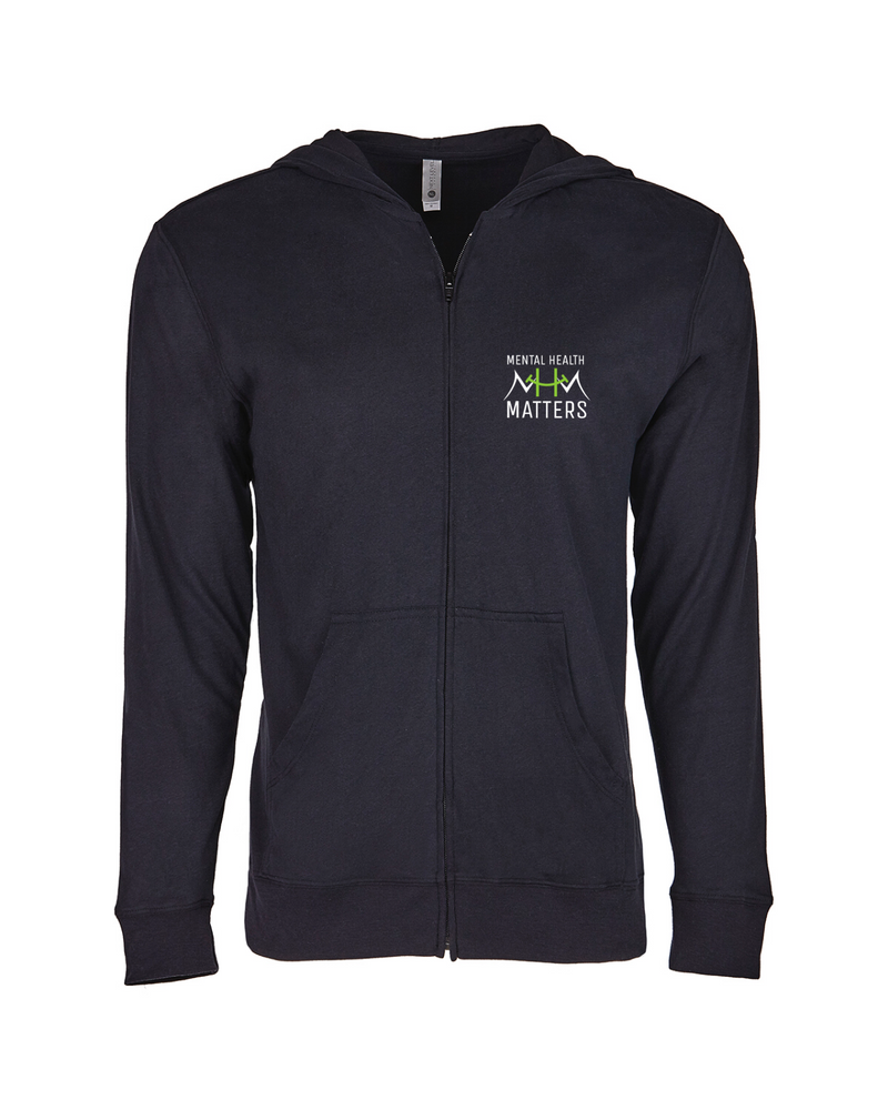 Sueded Mental Health Hoody (lightweight)
