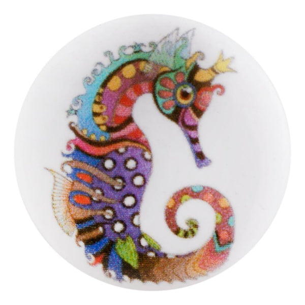 Painted Sea Horse