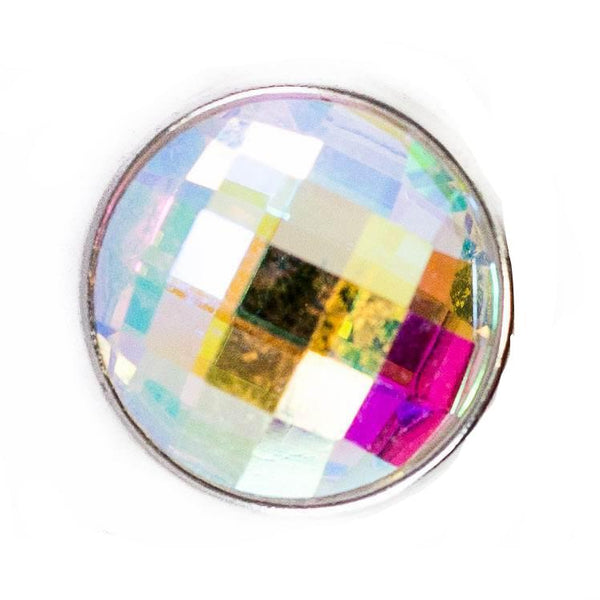 Birthstone Simple Crystal - (Iridescent)