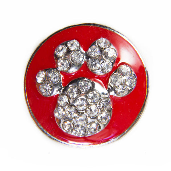 Bling Paw - Red