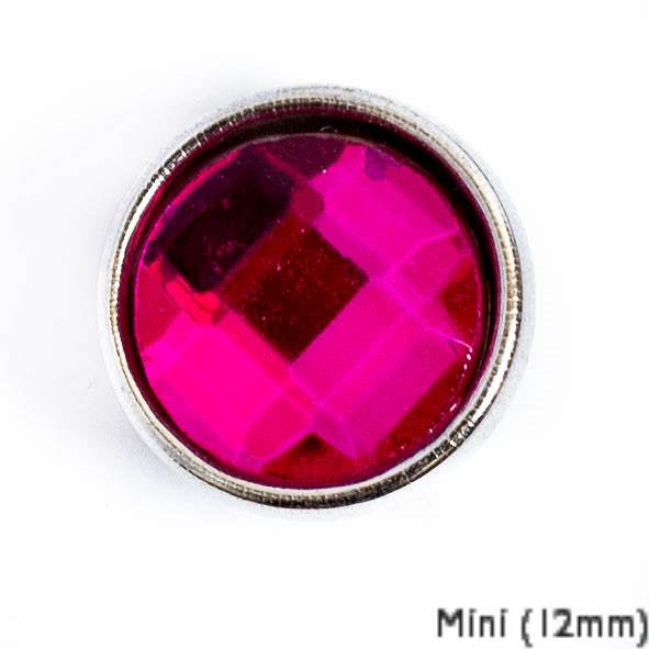 Mini crystal - Fuchsia
