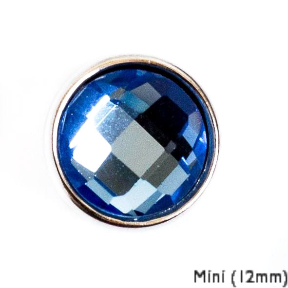 Mini crystal - Blue