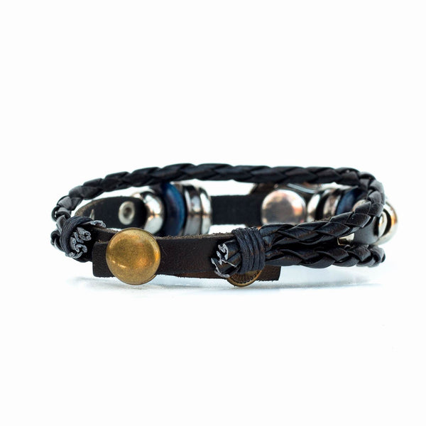 Xena Adjustable Bracelet - Black