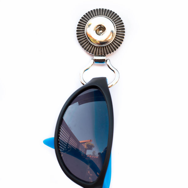 Magnetic Glasses Holder - Visor