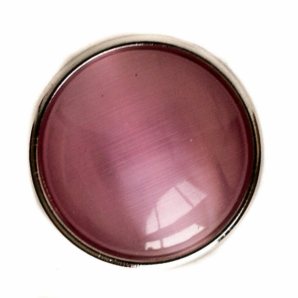 Cats Eye Regular Medallion - Pink