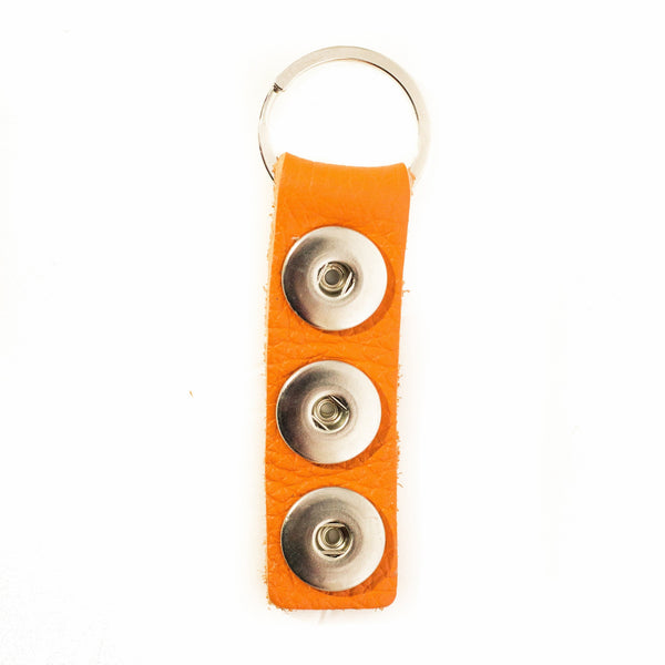 Triple Play Keychain - Orange