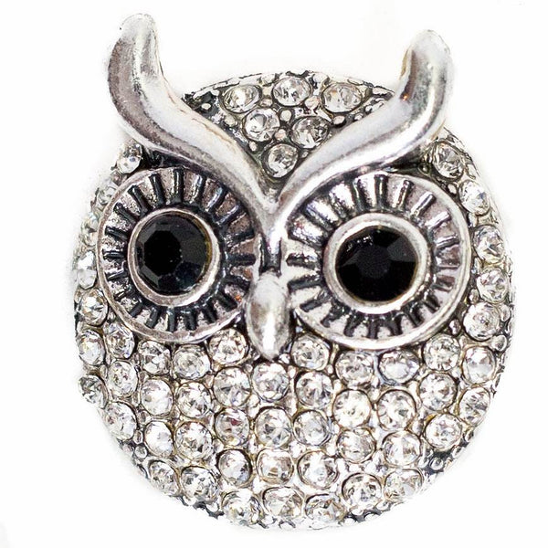 Wise Owl Sparkly