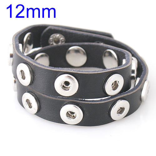 Mini Leather Wrap Band DC