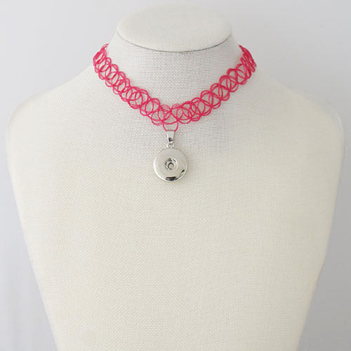 Tattoo Choker - Cherry