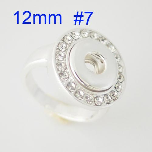 Mini Sparkle Allure Ring