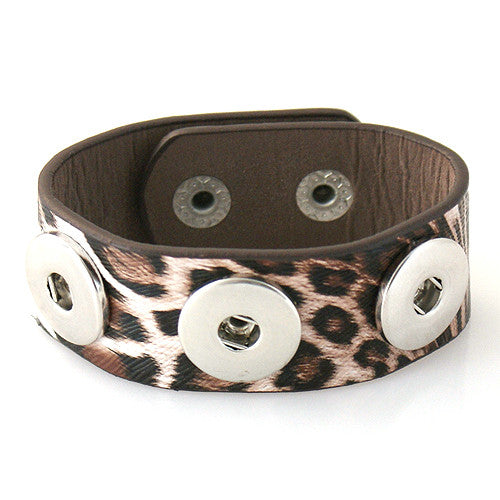Lola Leopard Print Rebel Band DC