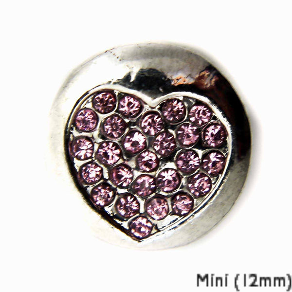 Hearty Bling minimed - pink