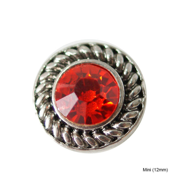 Mini Birthstone - July Ruby