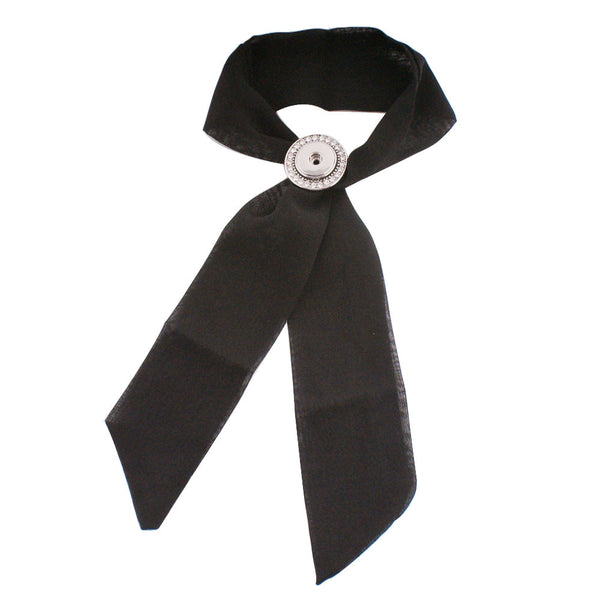 Sweet Pea Scarf - Black