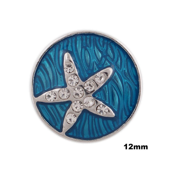 Mini Blue Starfish