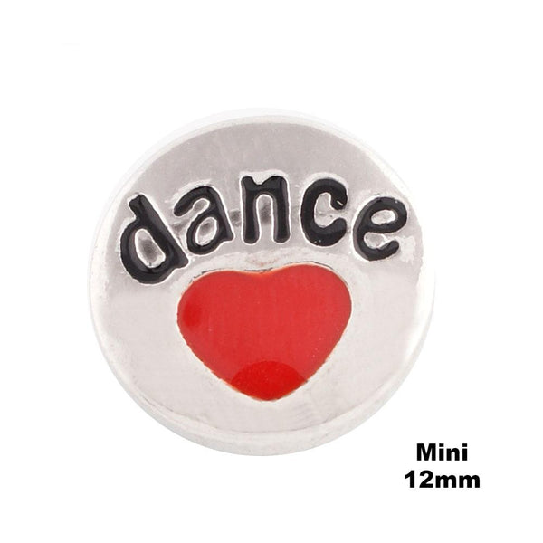 Mini Dance Love Heart