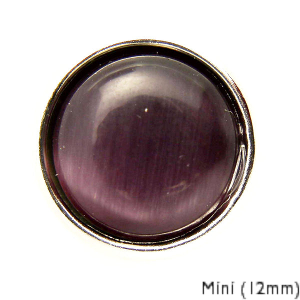 Mini cats eye - Purple