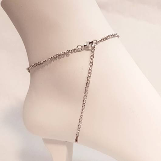 Mini Infinite Summer Anklet