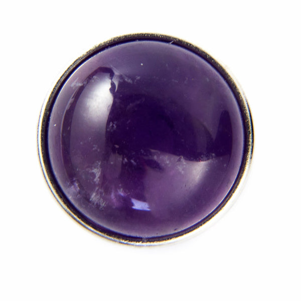 Amethyst Purple Stone