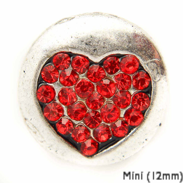 Hearty Bling minimed - red