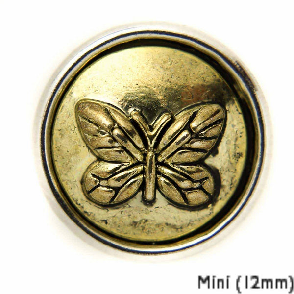 Mini Gold Butterfly DC