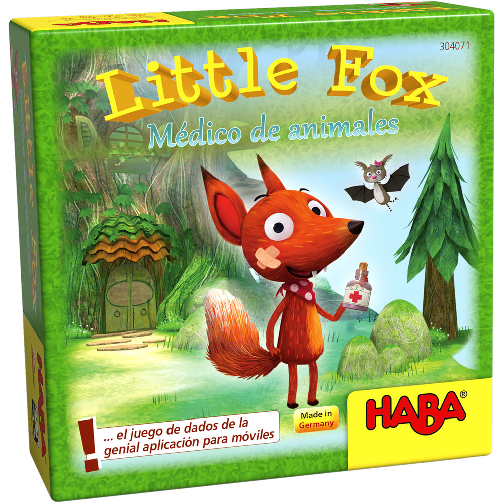 - Educajoc Little Fox Médico de animales