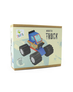- Educajoc Monster Truck