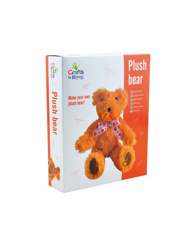 - Educajoc Of X Plush Bear