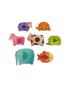 - Educajoc Geometry & Animal Puzzle
