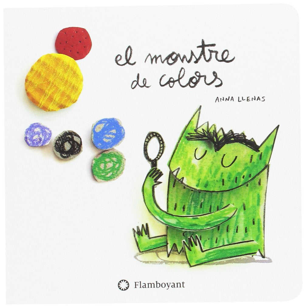 - Educajoc Monstre de colors - cartoon