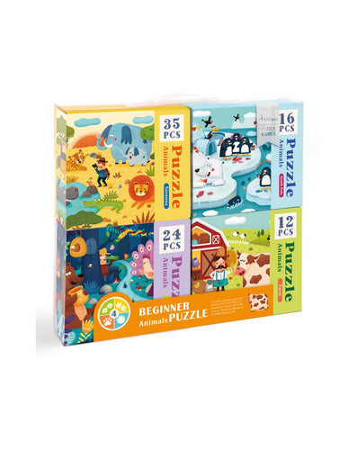 '- Educajoc Beginner Animals Puzzle