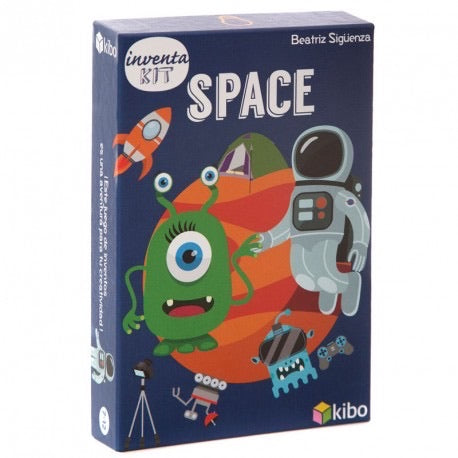 - Educajoc Inventa Kit - Space