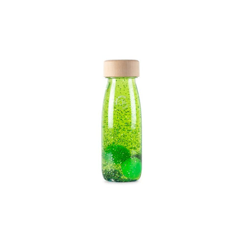 '- Educajoc FLOAT BOTTLE Green