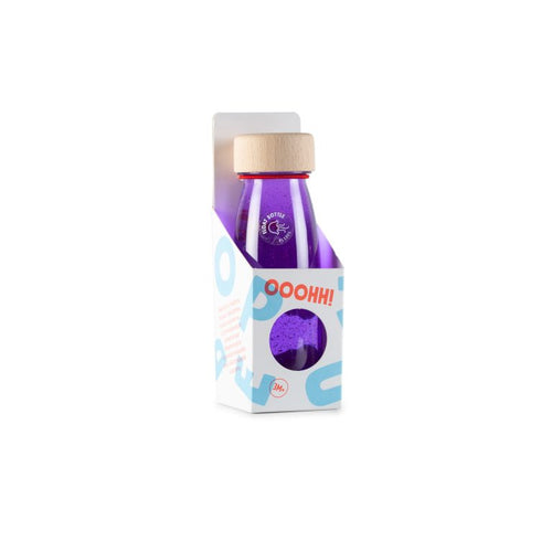 '- Educajoc FLOAT BOTTLE Purple