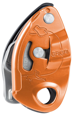 Petzl - Grigri - Orange