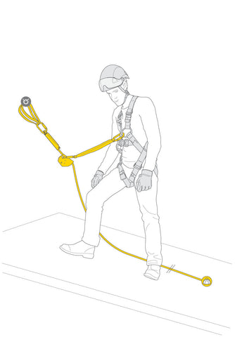 Petzl -  ASAP® VERTICAL LIFELINE