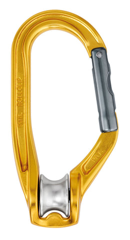 Petzl -  ROLLCLIP A Non-Locking