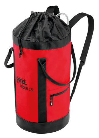 Petzl - BAG BUCKET RED 35 L