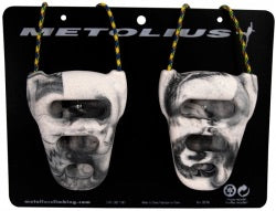 Metolius - Rock rings 3D white/black