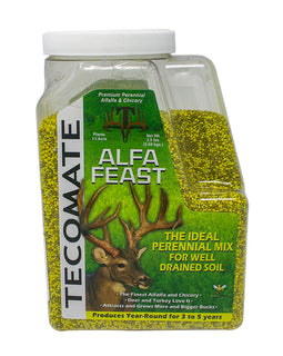 Alfa-Feast Trophy Mix — Deer Food Plot Seed