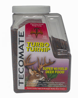 Deer Food Plot Seed > Turbo Turnip – 1 lb, 2.75 lb, & 25 lb