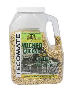 Deer Food Plot Seed > Wicked Greens – 4.75 lb