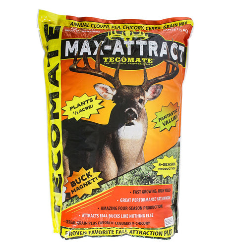 Max-Attract — Deer & Turkey Food Plot Seed