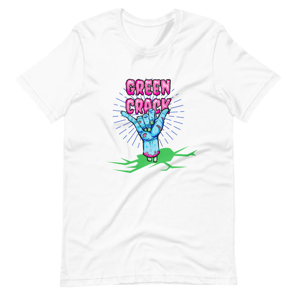 Green Crack Unisex T-Shirt