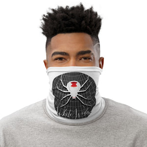 White Widow Neck Gaiter