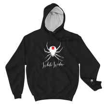 Load image into Gallery viewer, White Widow Champion Hoodie