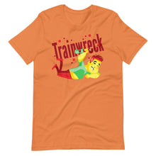 Load image into Gallery viewer, Trainwreck Unisex T-Shirt