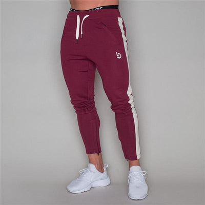 Skinny Sweatpants Bottoms - The Physique Boutique