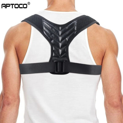 Adjustable Brace Support For Back and Posture Correction - The Physique Boutique